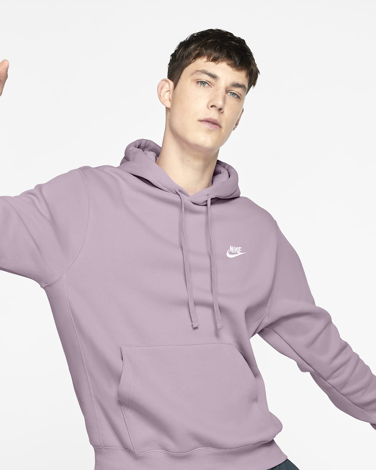 Hoodie pullover Nike Sportswear Club Fleece