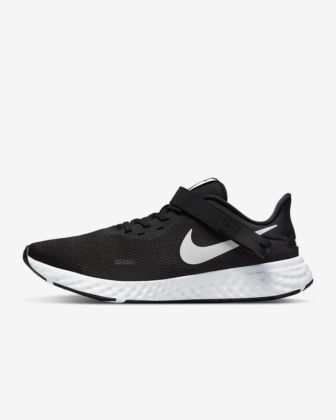 Nike Revolution 5 FlyEase Men's Easy On/Off Road Running Shoes