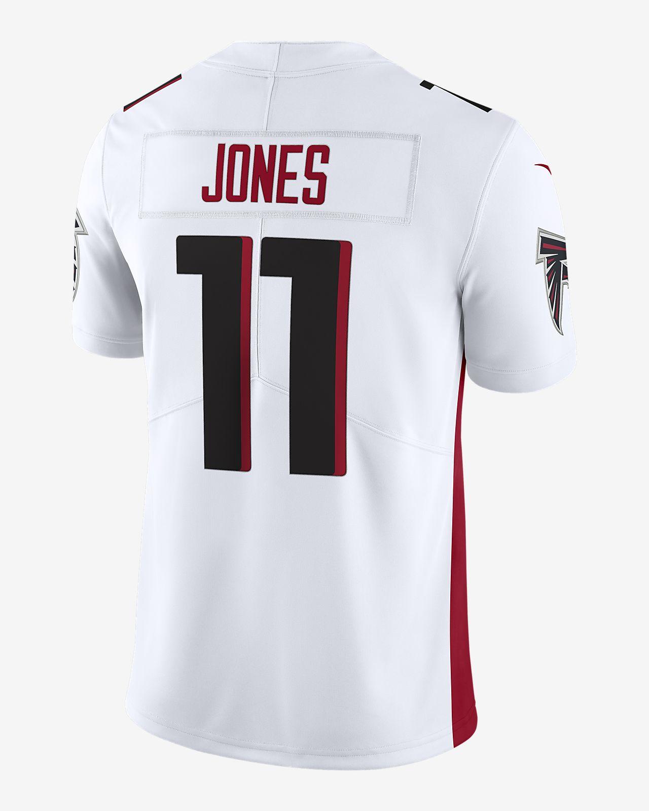Camiseta de fútbol americano Limited Vapor Untouchable para hombre NFL  Atlanta Falcons (Julio Jones)