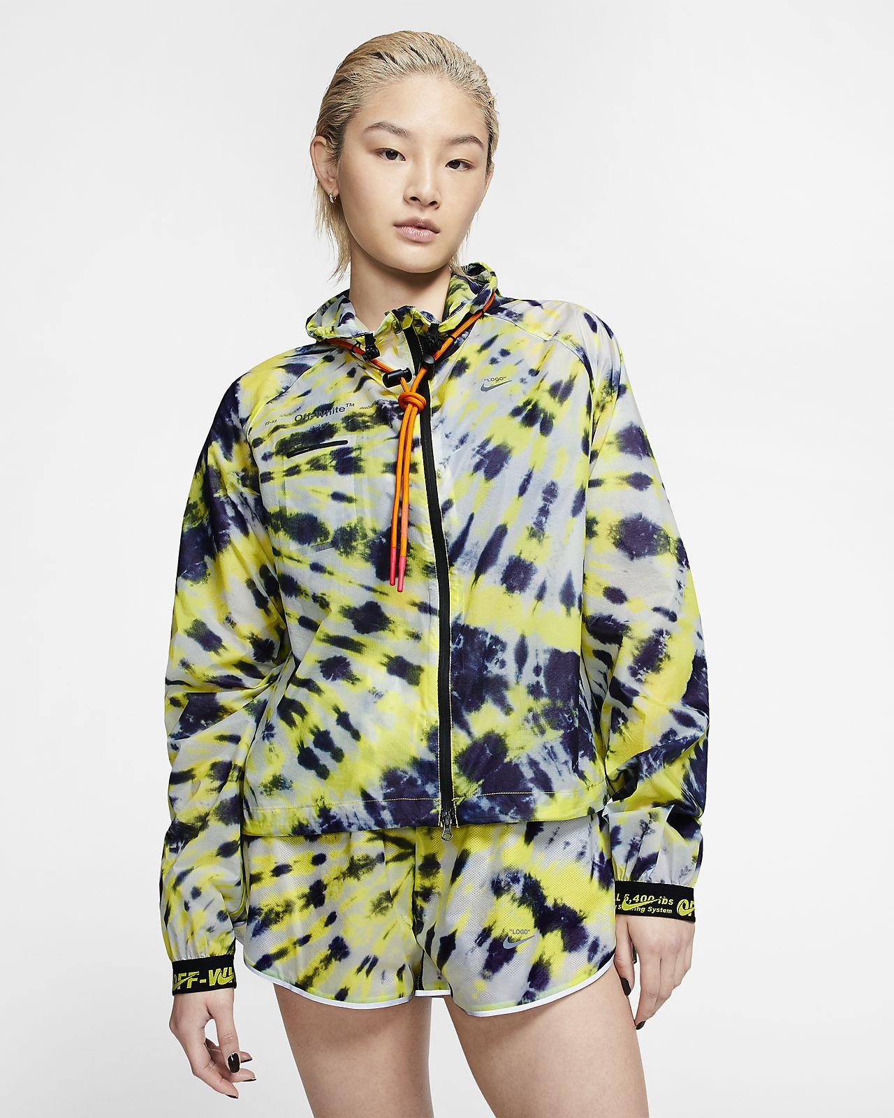 Chamarra con tie dye para mujer Nike x Off-White™