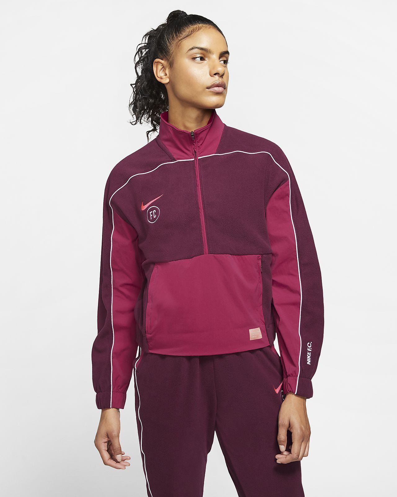 Nike F.C. Women's Long-Sleeve Football Top