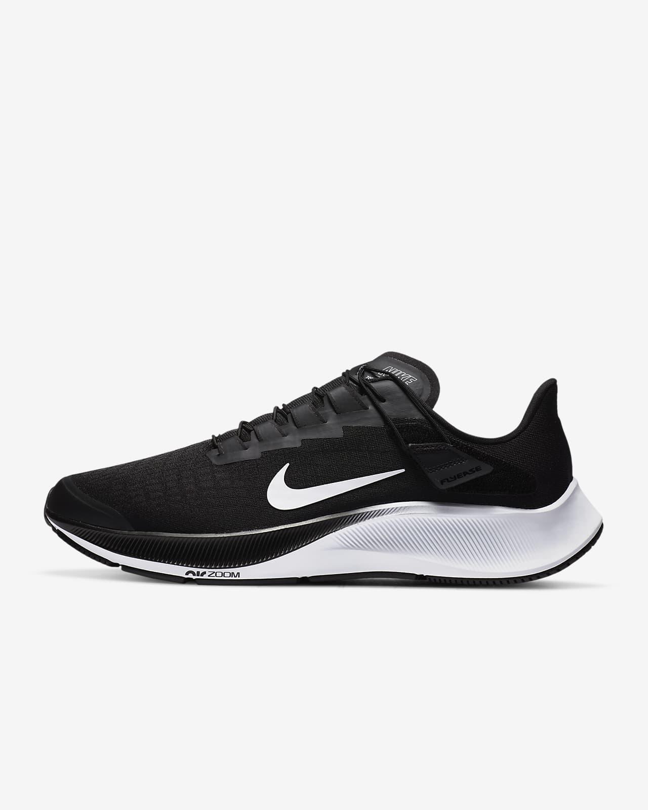 Nike Air Zoom Pegasus 37 FlyEase 男款跑鞋