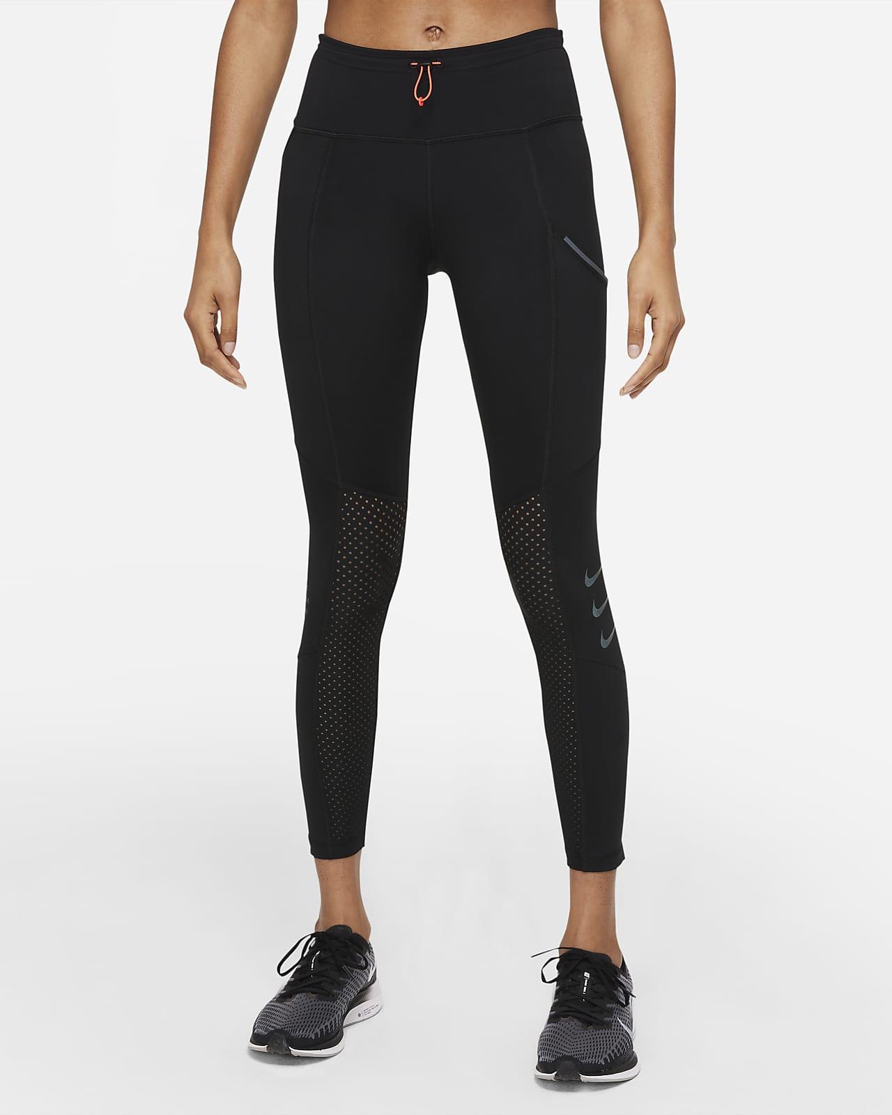 Nike Dri-FIT ADV Run Division Epic Luxe løpeleggings i 7/8 lengde med mellomhøyt liv til dame