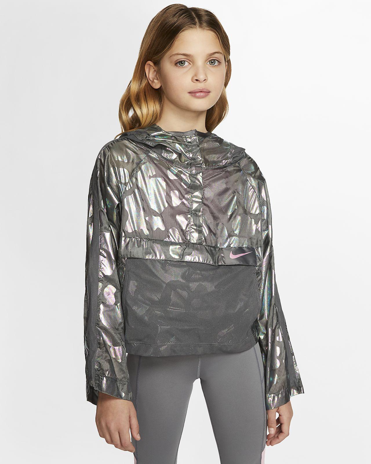 Nike Sportswear Tech Pack Big Kids' (Girls') Jacket
