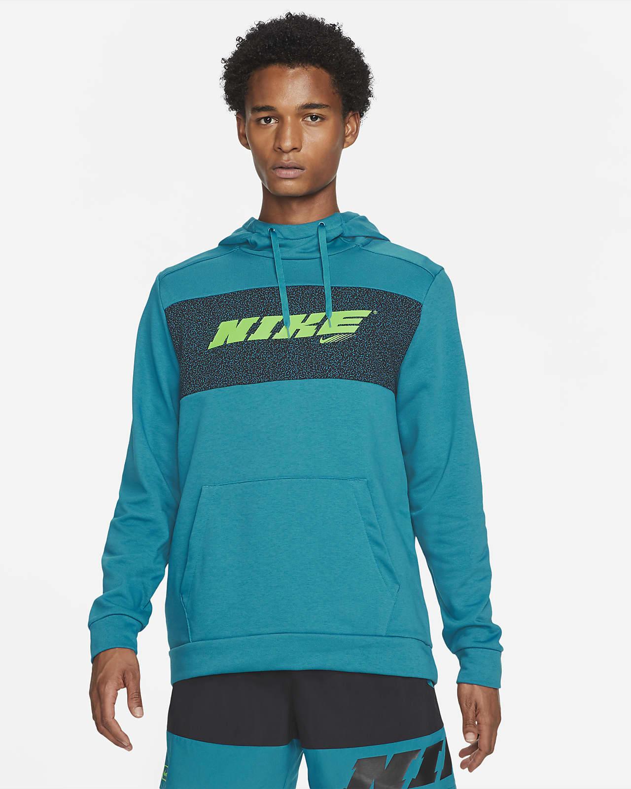 Ανδρική μπλούζα προπόνησης με κουκούλα Nike Dri-FIT Sport Clash