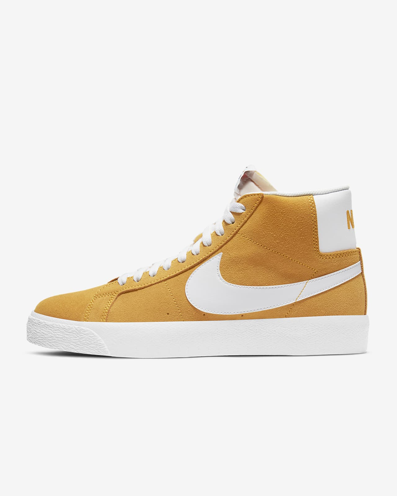 Nike SB Zoom Blazer Mid Kaykay Ayakkabısı