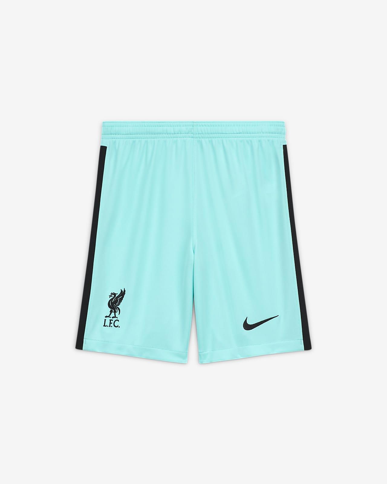 Liverpool FC 2020/21 Stadium Home/Away Older Kids' Football Shorts