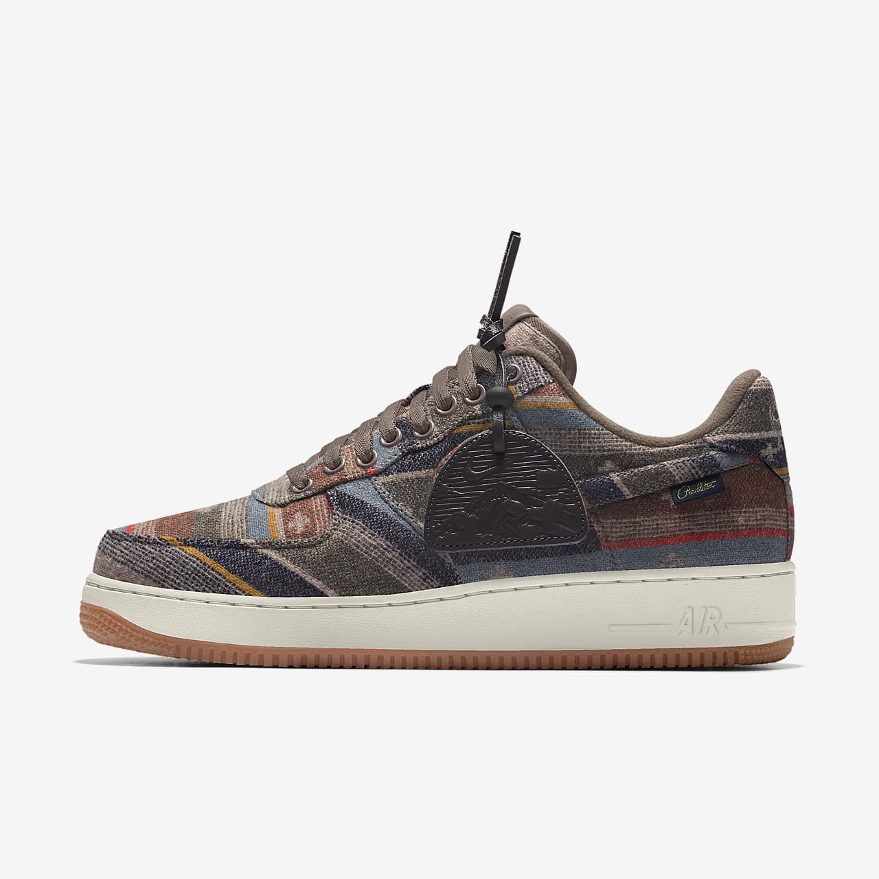 Air Force 1 Low Pendleton By You personalisierbarer Schuh