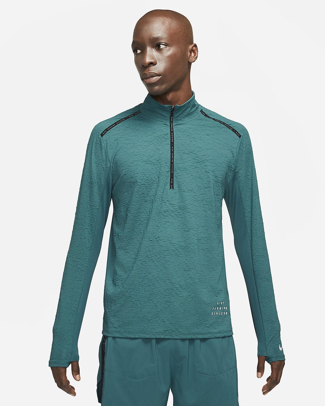 Camiseta de running para hombre Nike Dri-FIT Element Run Division