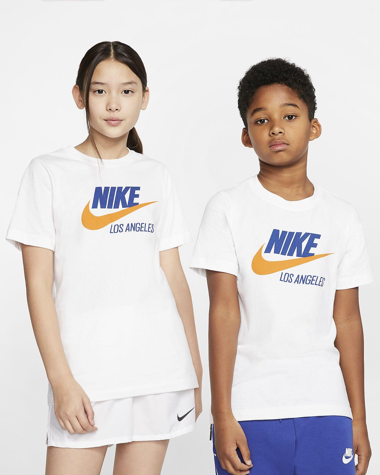 Nike Sportswear Los Angeles Big Kids' T-Shirt
