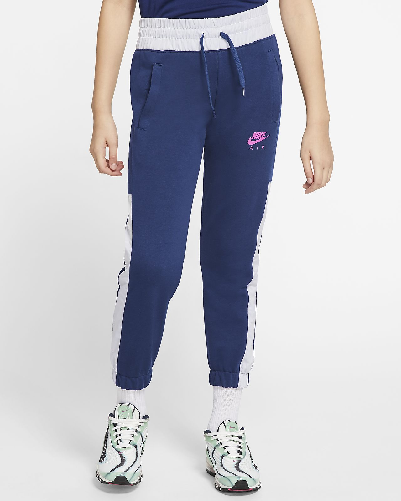 Nike Air bukse til store barn (jente)