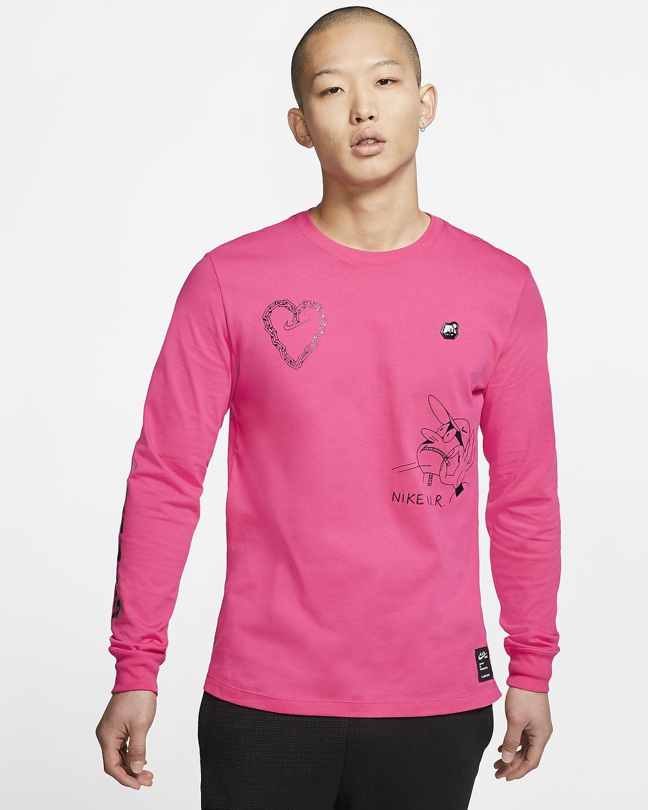 T shirt a manica lunga Nike Sportswear Uomo