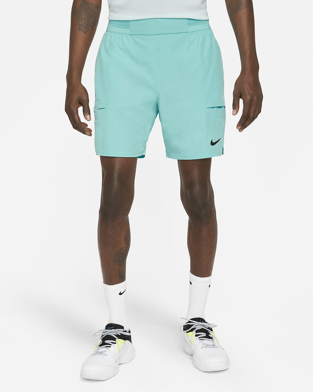 Shorts de tenis de 18 cm para hombre NikeCourt Dri-FIT Advantage