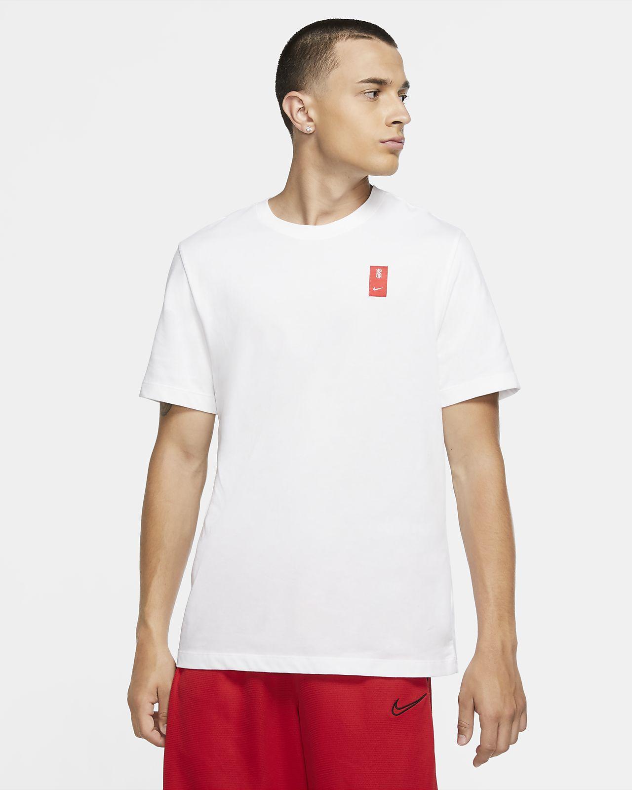 Playera de básquetbol para hombre Nike Dri-FIT Kyrie Logo