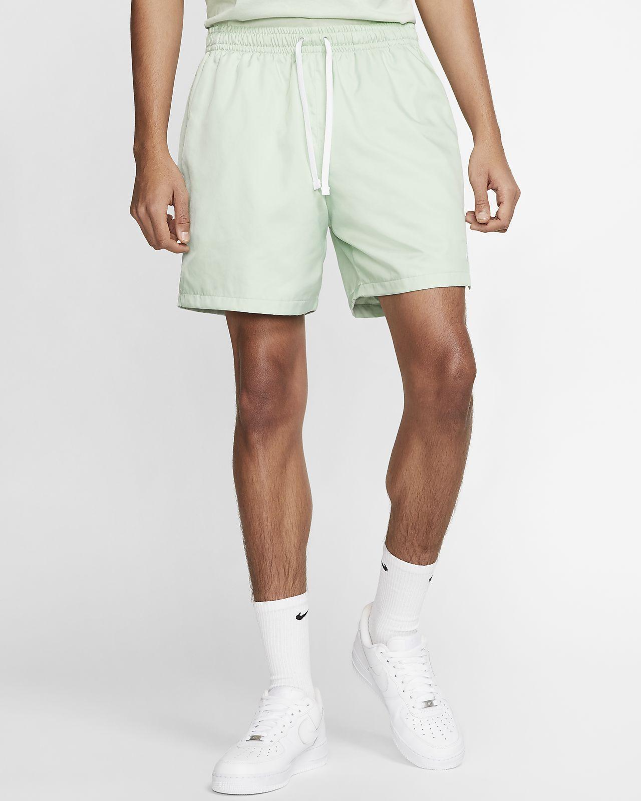 nike shorts woven