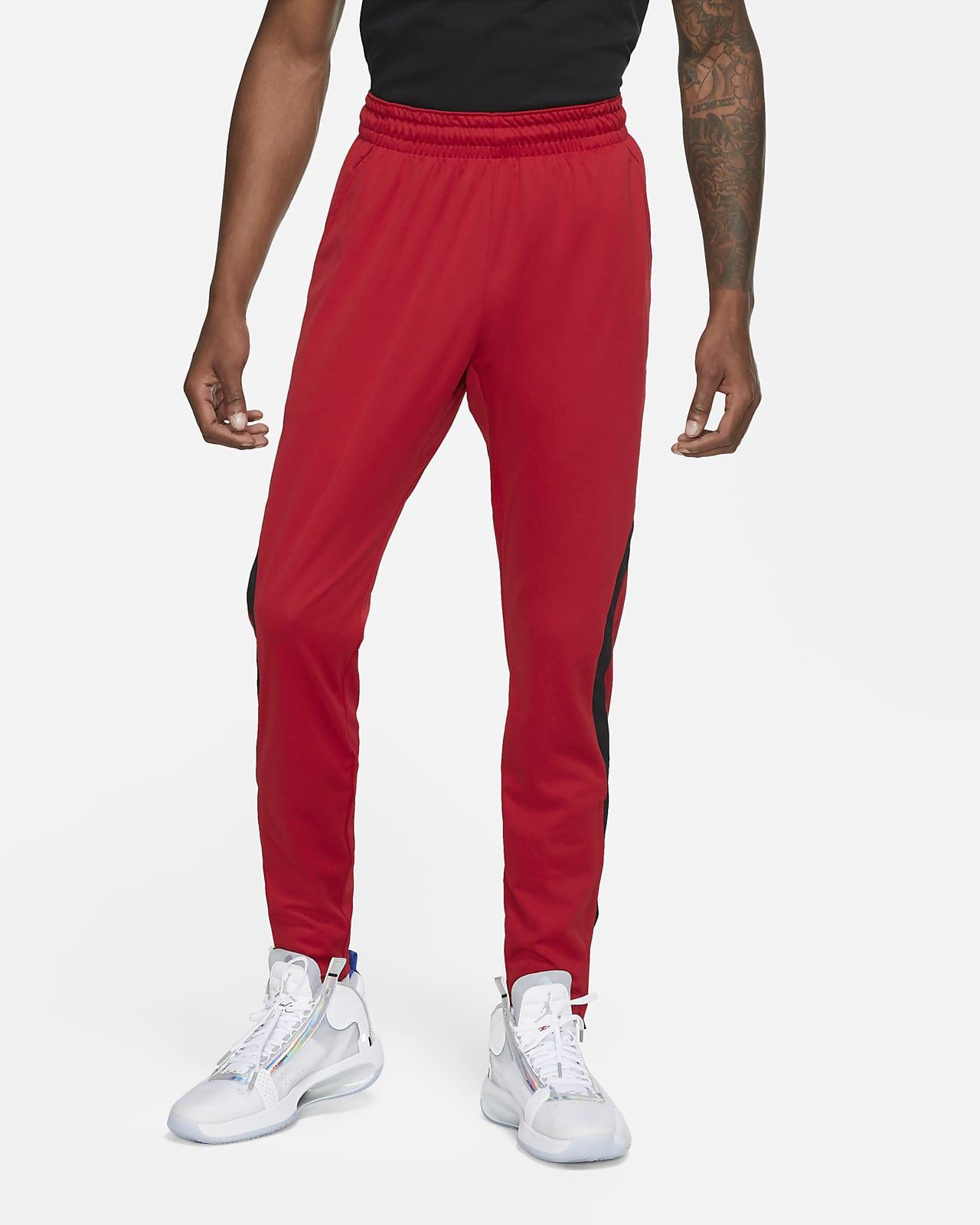 Męskie spodnie z dzianiny Jordan Dri-FIT Air