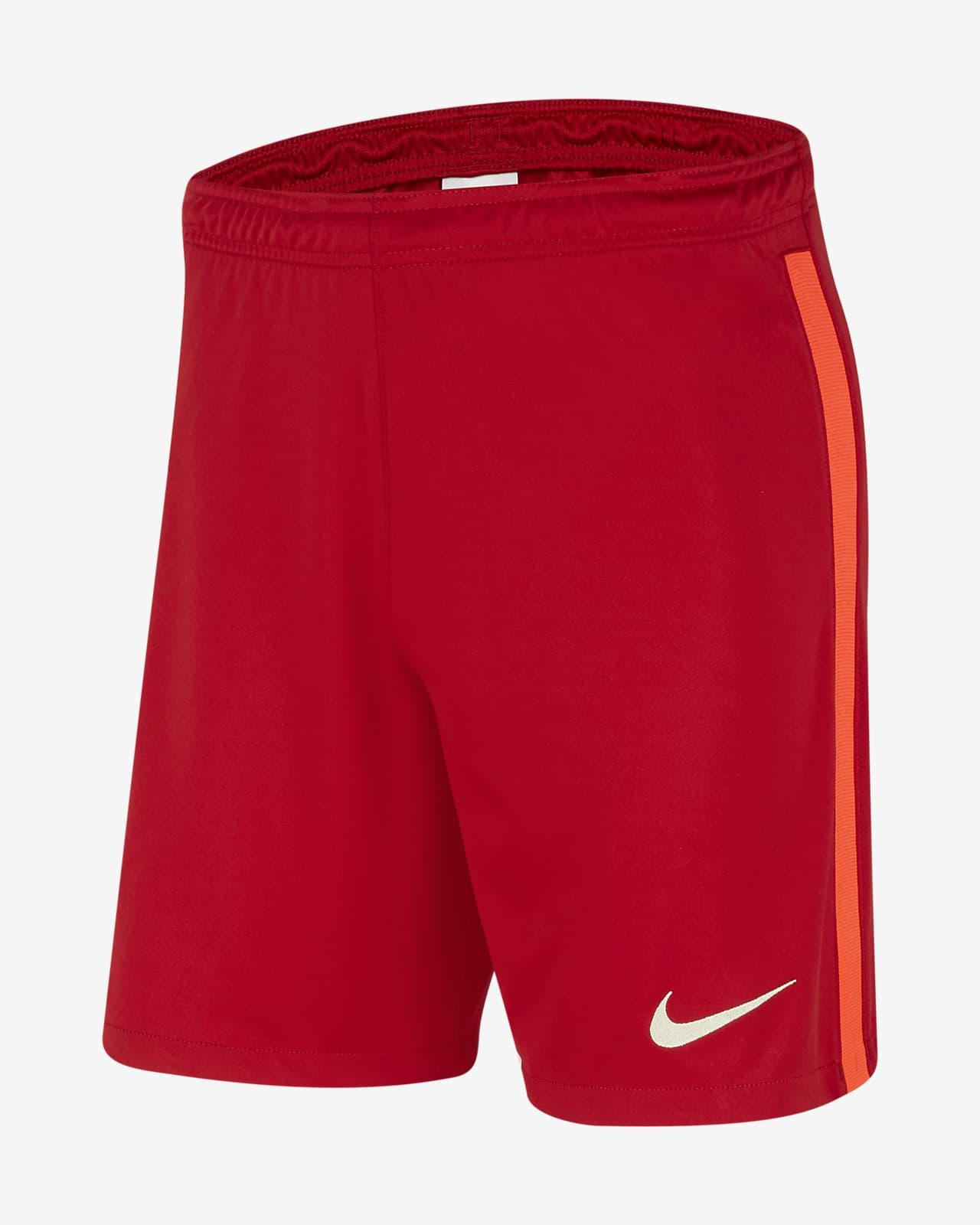 2021/22 赛季利物浦主场球迷版男子足球短裤