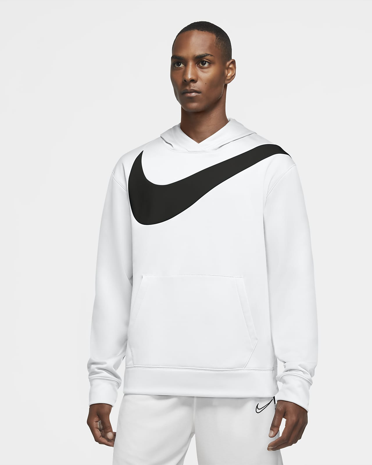 Nike Therma HBR Men's Basketball Pullover Hoodie