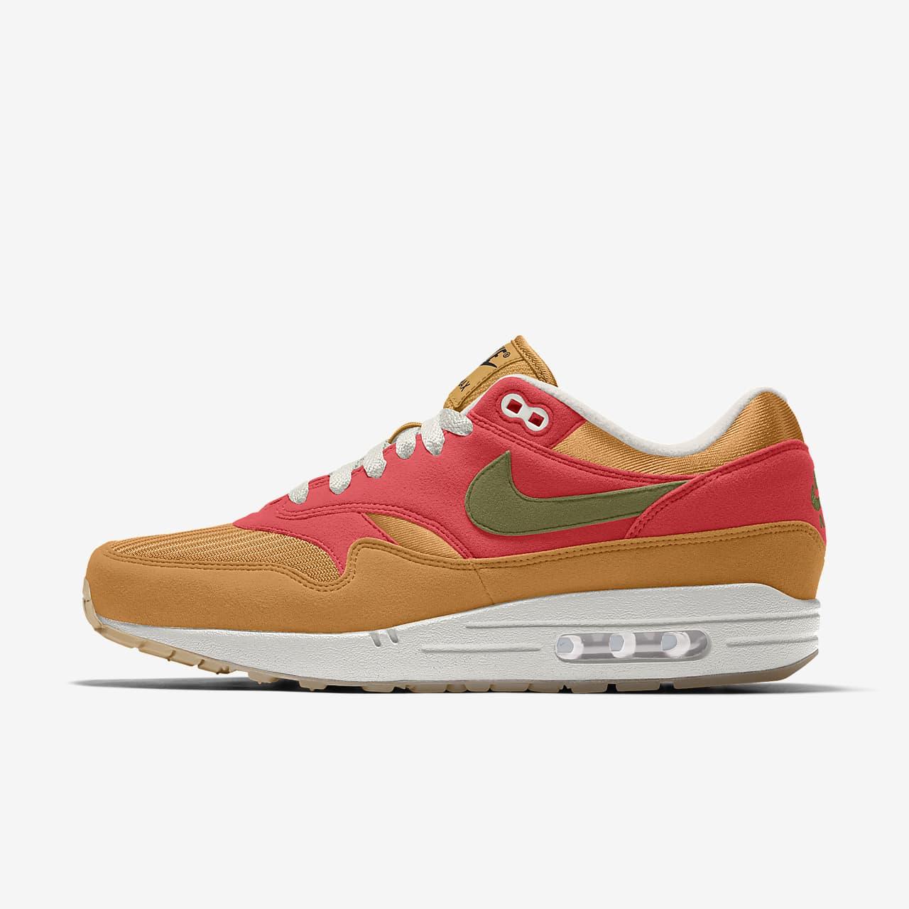 Nike Air Max 1 By You Custom damesschoen