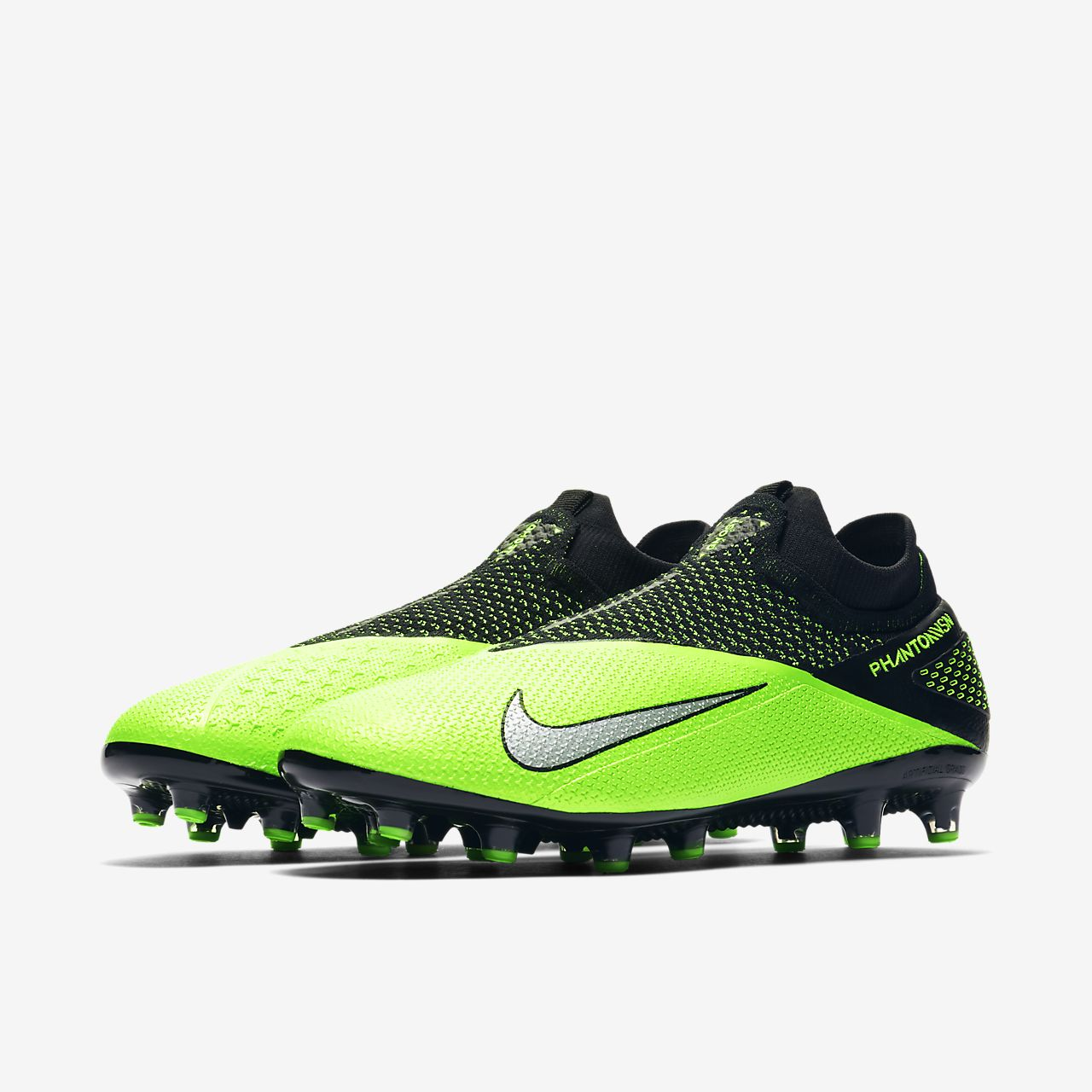 Details about Nike Phantom Vision Gato X Indoor Football Trainers Mens Soccer Futsal Shoes