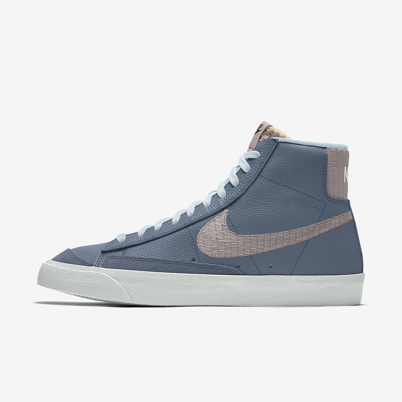 Bota Nike Blazer Mid'77 Vintage By You upravená podle tebe