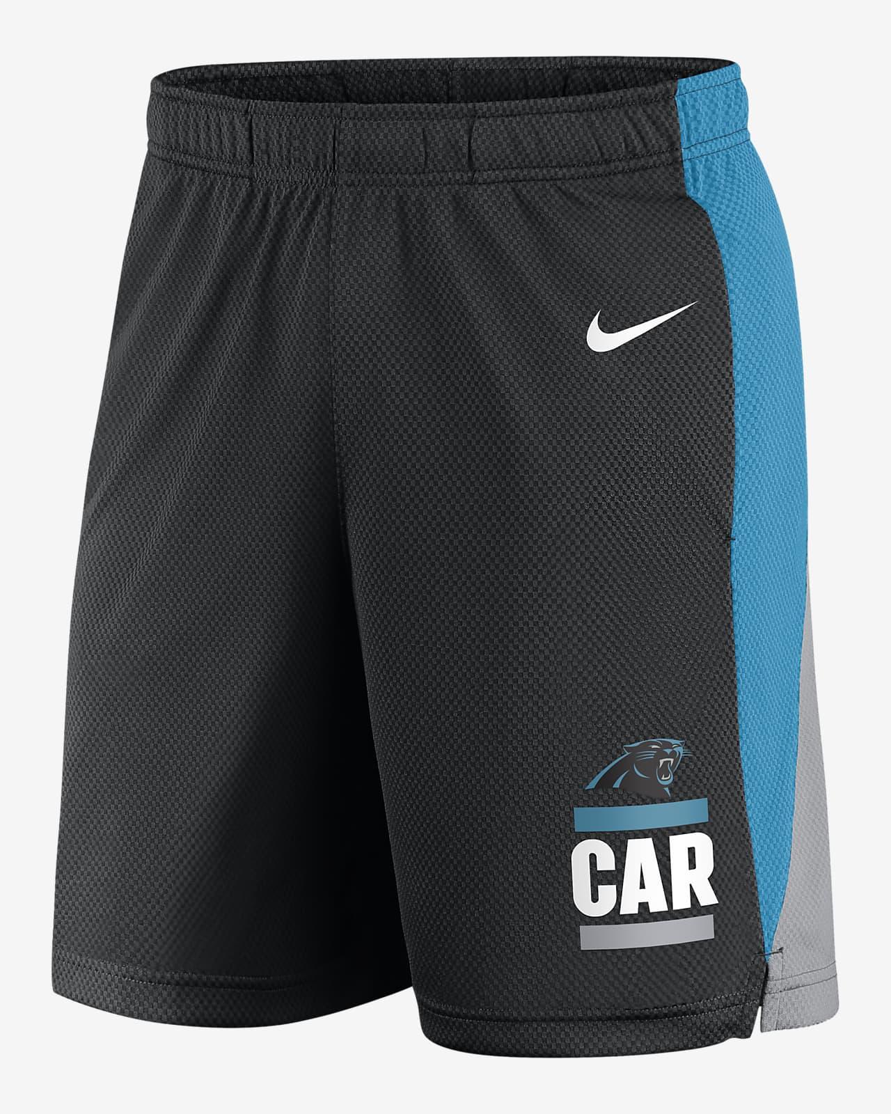 Nike Dri-FIT Broadcast (NFL Carolina Panthers) Men's Shorts