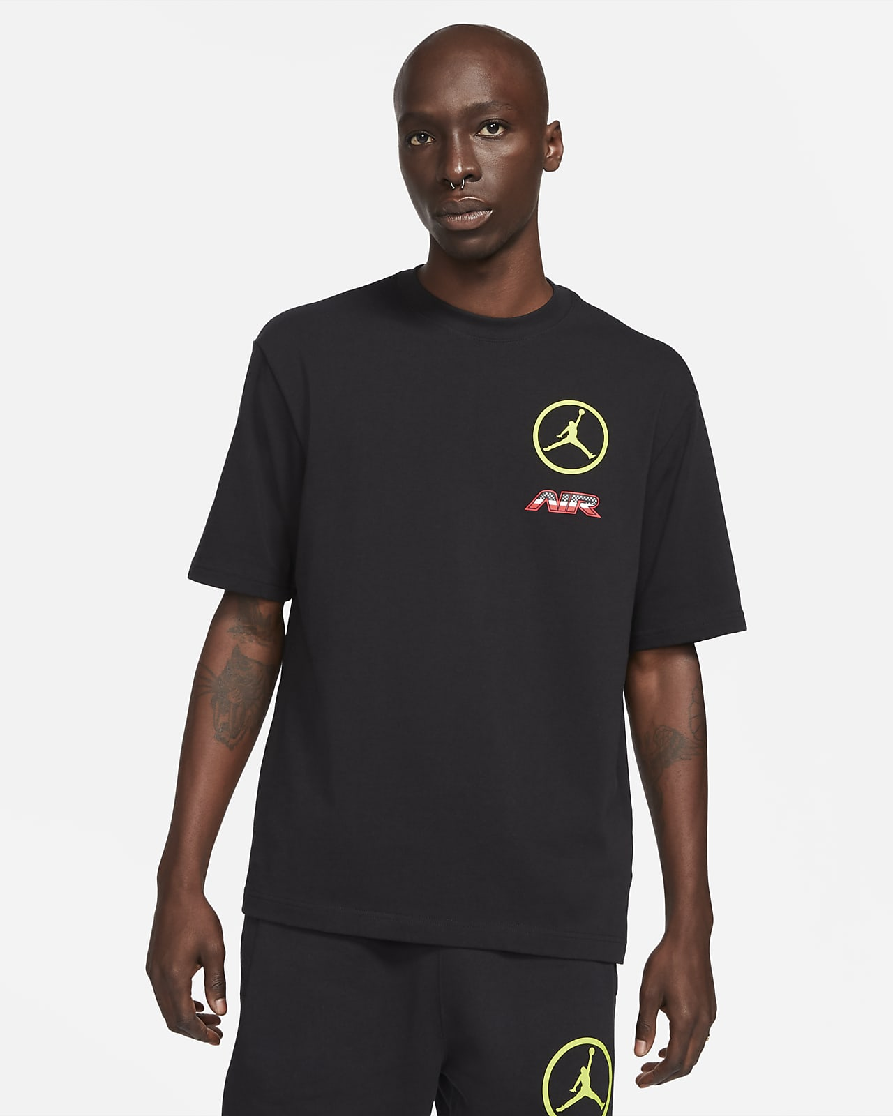 Jordan Sport DNA Kısa Kollu Erkek Tişörtü
