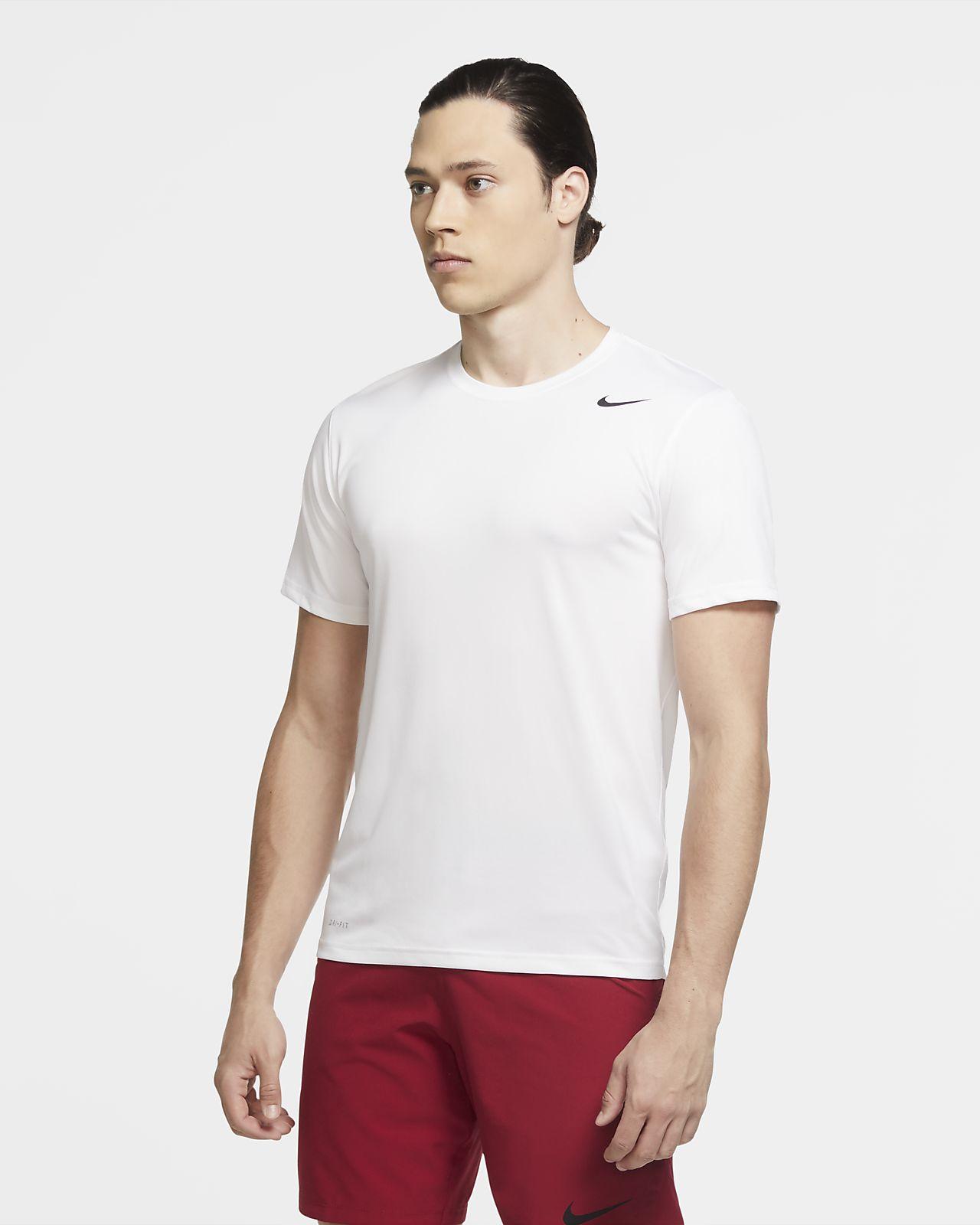 เสื้อยืดเทรนนิ่งผู้ชาย Nike Dri-FIT Legend