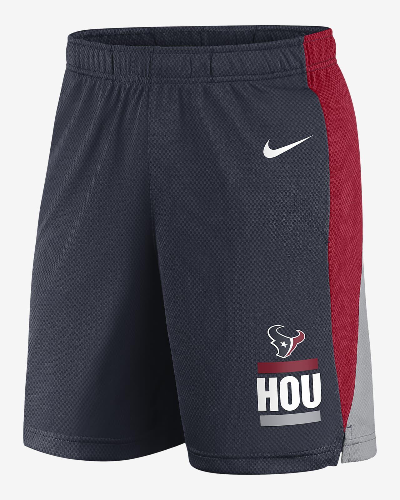 Nike Dri-FIT Broadcast (NFL Houston Texans) Men's Shorts
