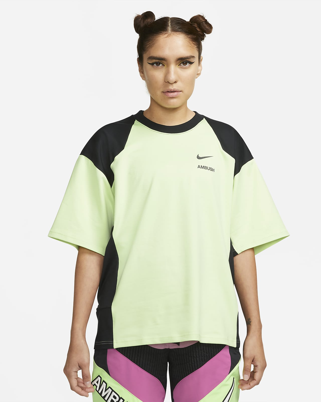 Nike x AMBUSH 男/女短袖T恤