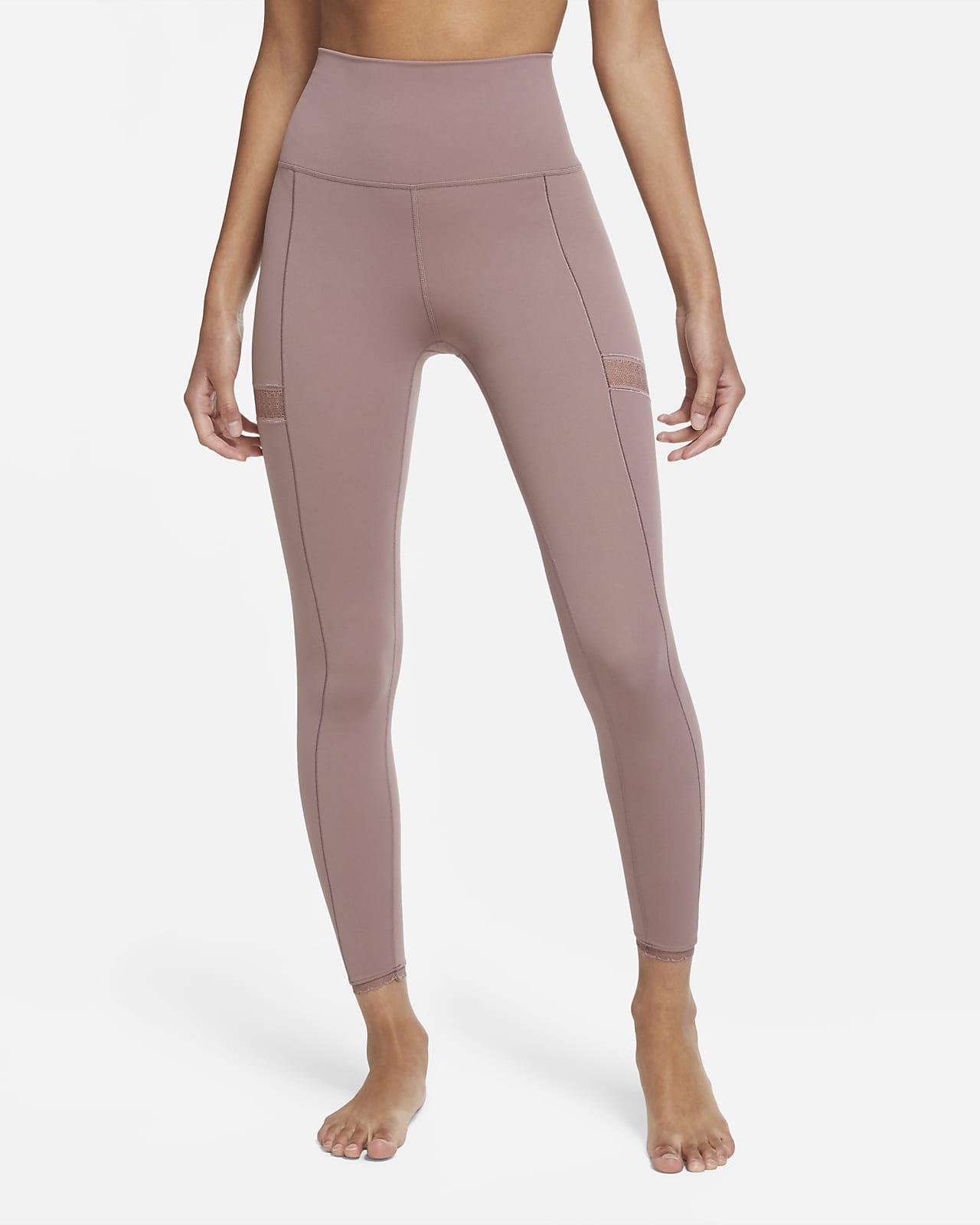 Nike 7/8-Yogatights til kvinder