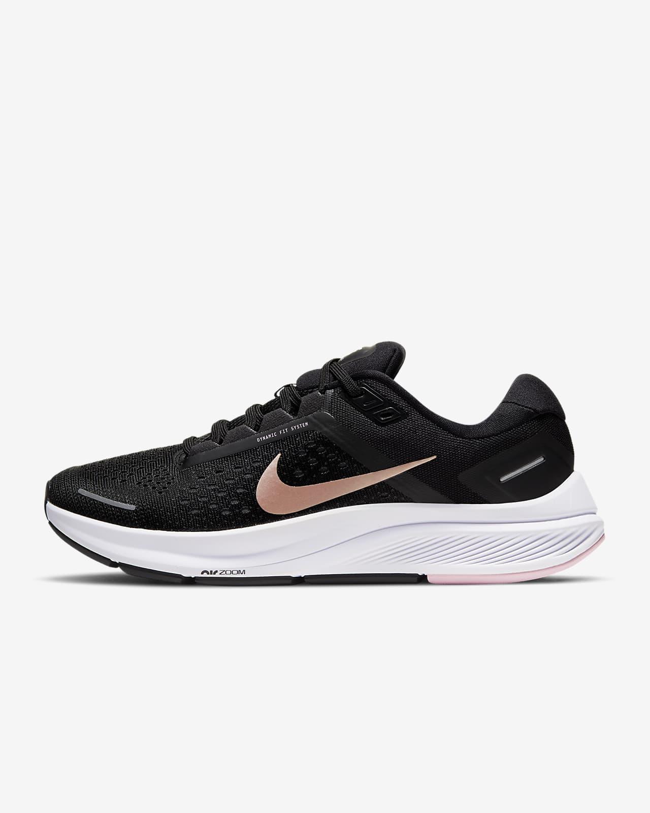 รองเท้าวิ่งผู้หญิง Nike Air Zoom Structure 23