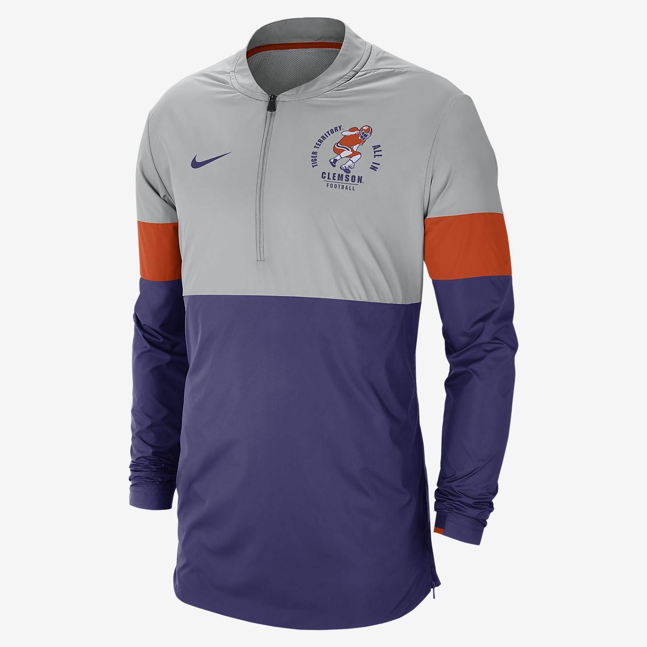 Nike College (Clemson) Men's Jacket