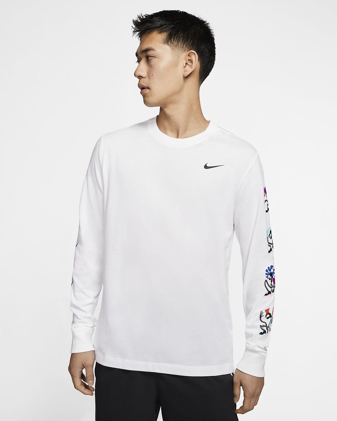 Nike Dri-FIT Men's Long-Sleeve T-Shirt