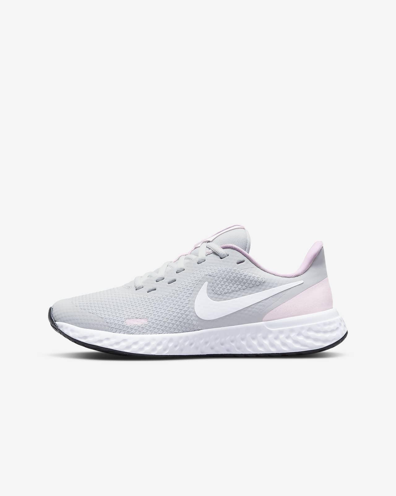 Calzado de running para niños talla grande Nike Revolution 5