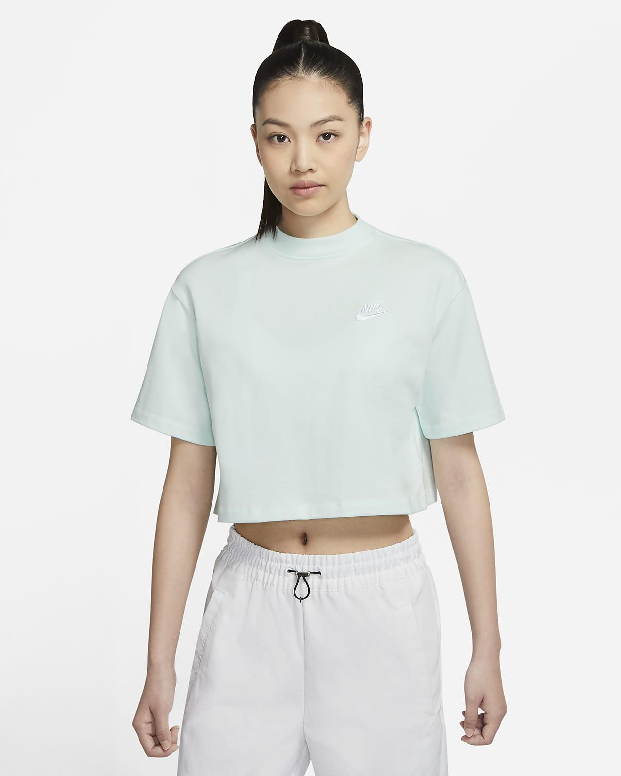Nike Sportswear 女子短袖针织上衣