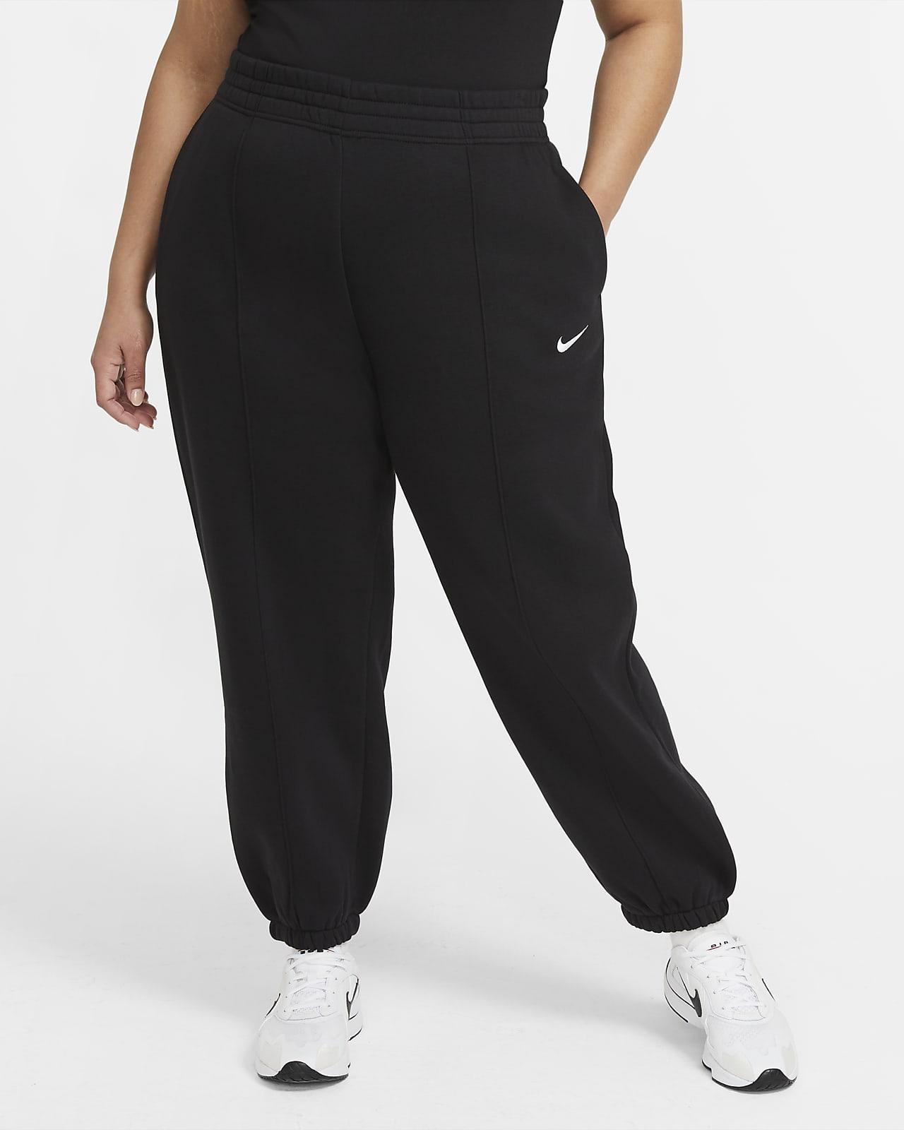 Nike Sportswear Trend Women's Fleece Trousers (Plus Size)