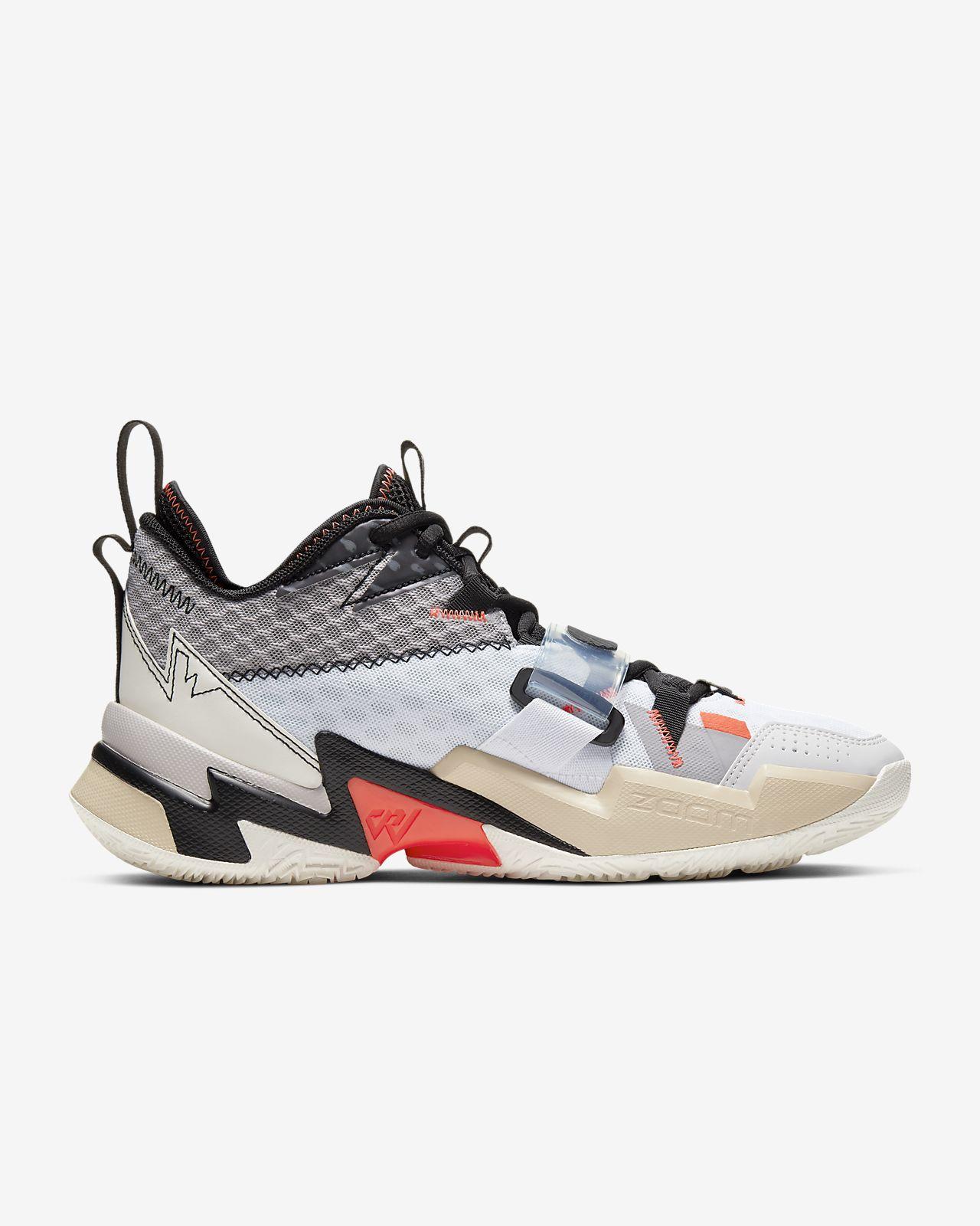 selección mundial de grandes ofertas precio asombroso Jordan Why Not? Zer0.3 Basketball Shoe. Nike LU