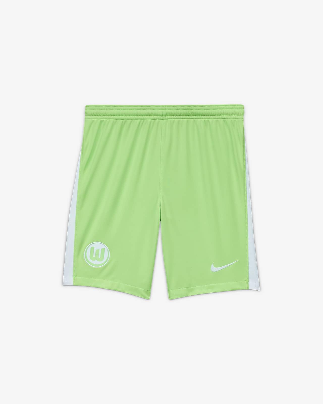 VfL Wolfsburg 2020/21 Stadium Home/Away Older Kids' Football Shorts