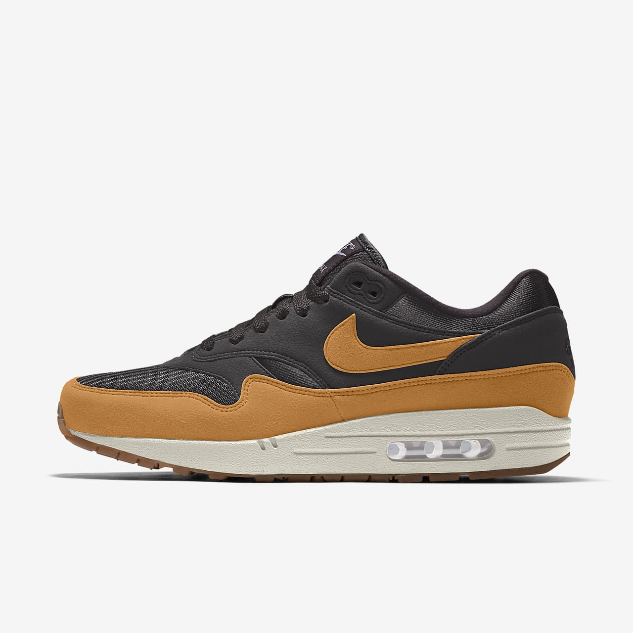 Nike Air Max 1 By You egyedi cipő