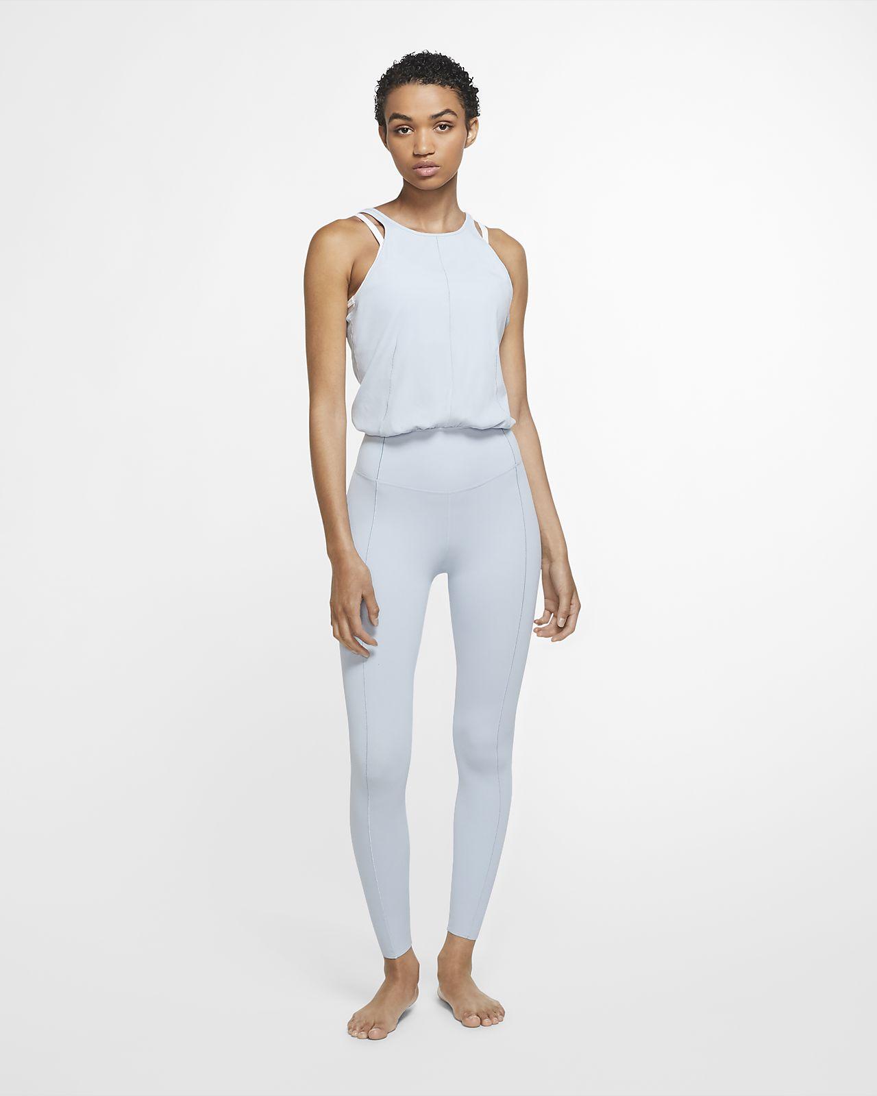 Nike Yoga 女款連身服