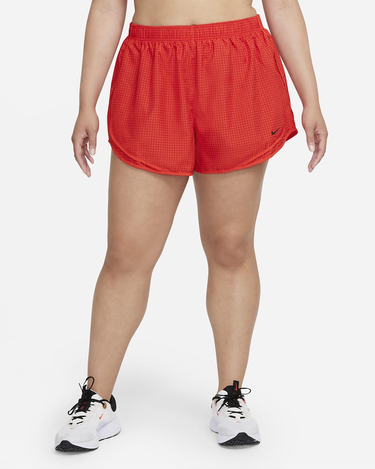 Nike Dri-FIT Tempo Icon Clash Women's Running Shorts (Plus Size)