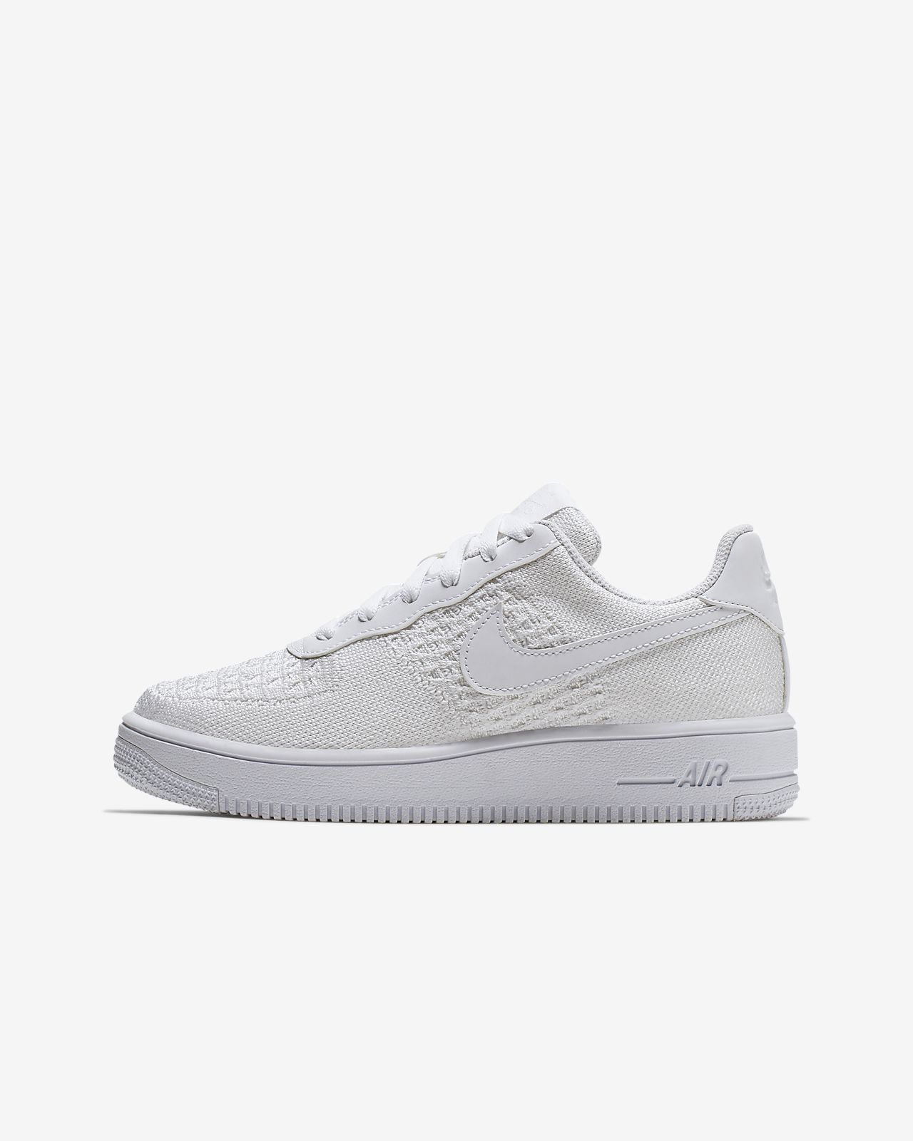 Nike Air Force 1 Flyknit 2.0 Schuh für jüngereältere Kinder