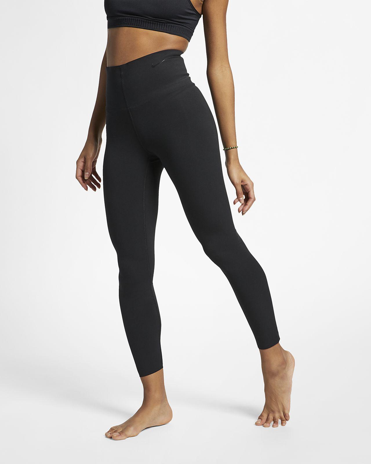 KNEE LENGTH Womens Leggings COTTON Stretch Gym SIZE 8 10 12 14 16 18 20 22 24 26