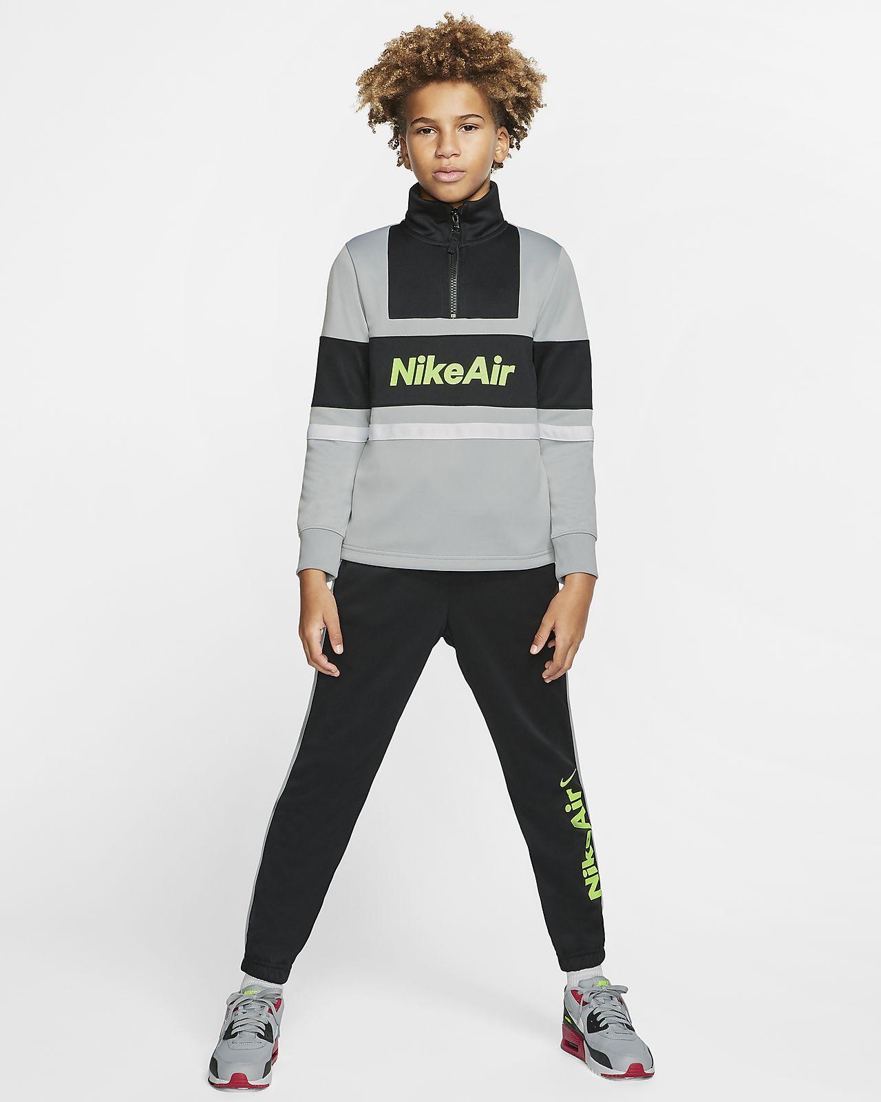 Nike Air Trainingspak voor jongens. Nike NL