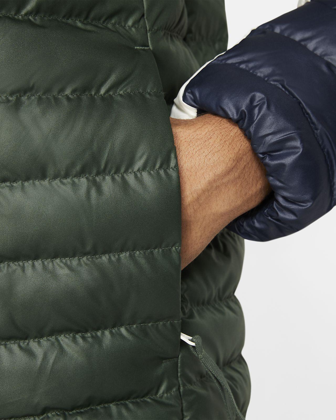 Nike Sportswear Synthetic Fill Puffer Jacket