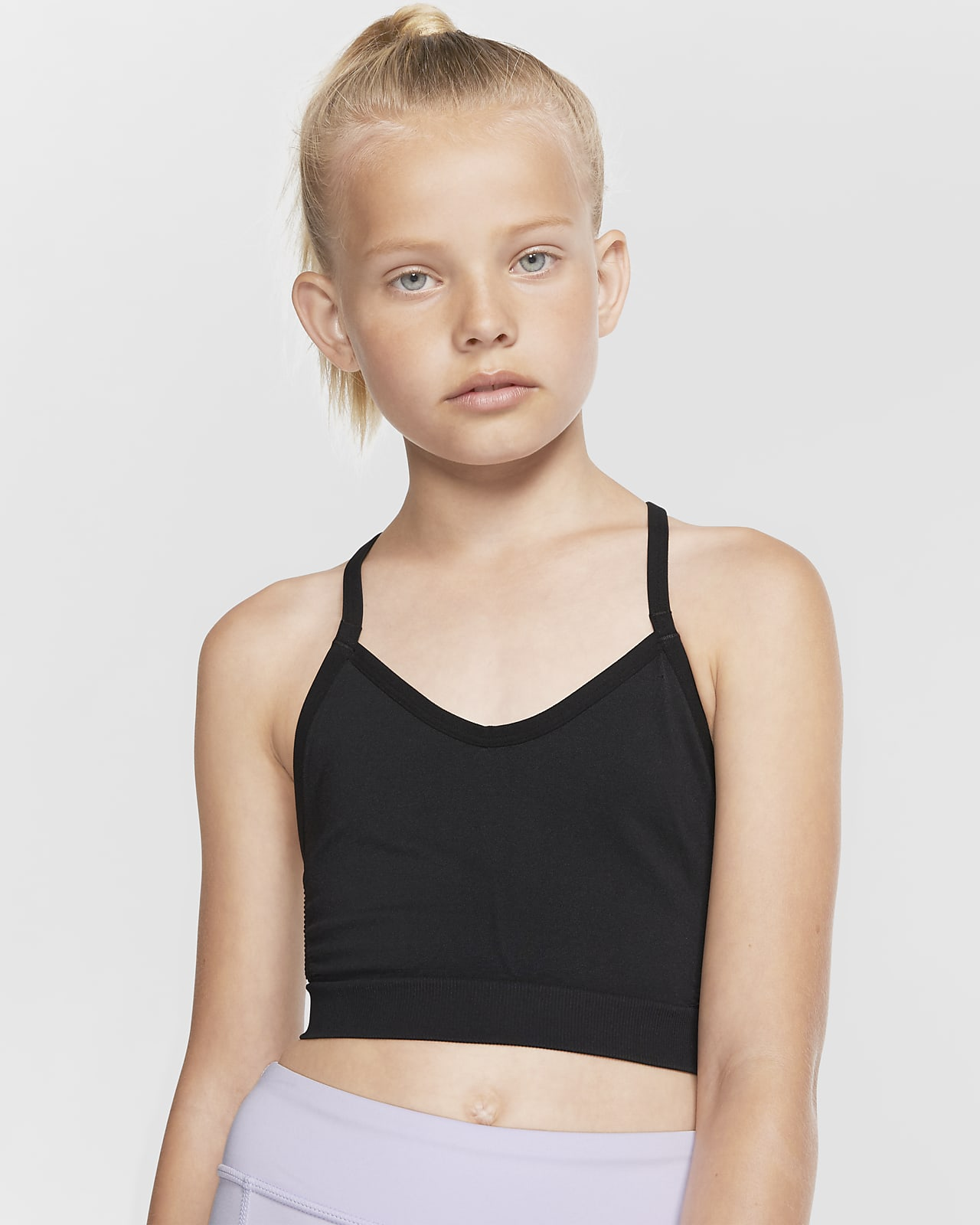 Nike Dri-FIT Girls' Sports Bra