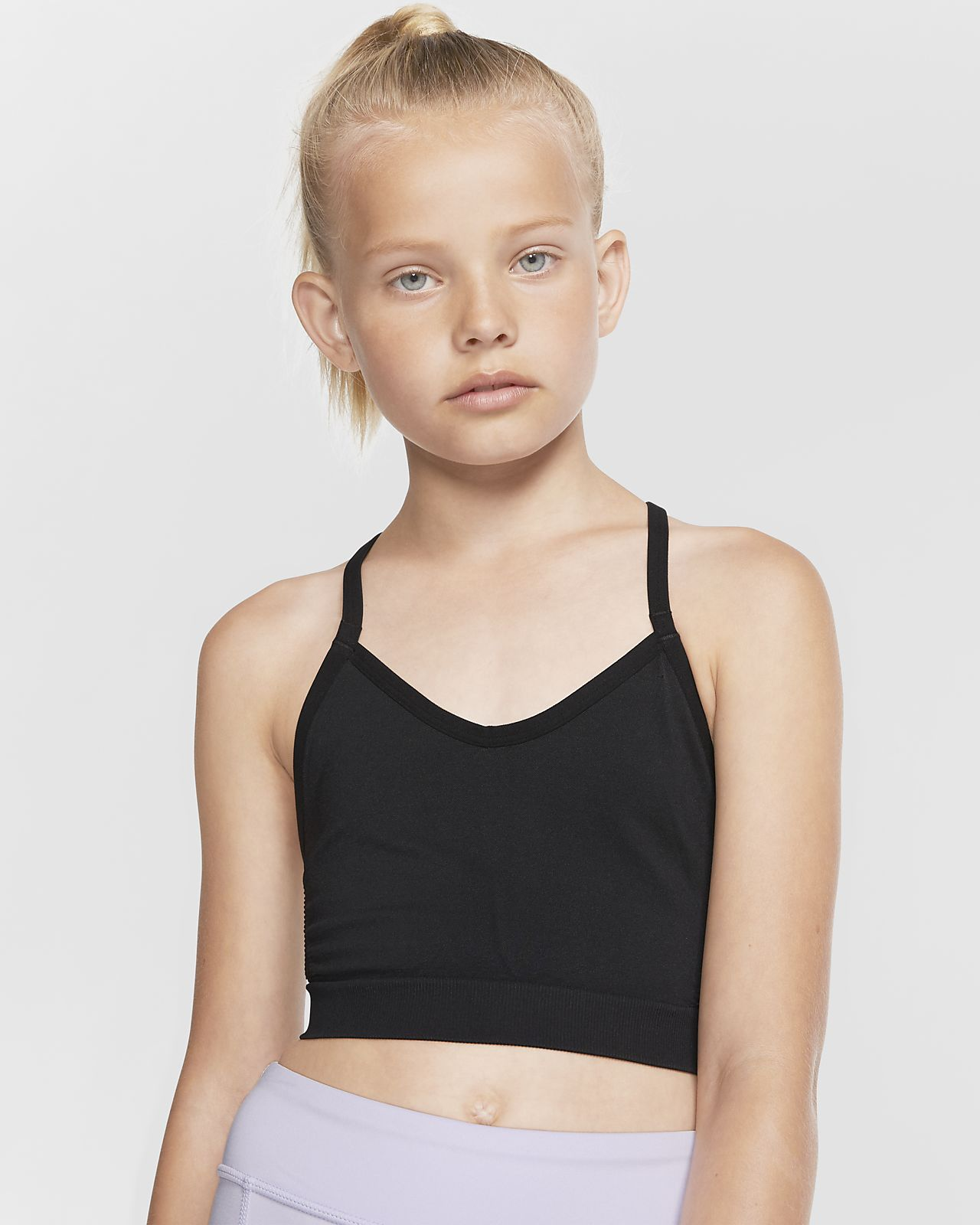 Nike Dri-FIT Girls' Sports Bra