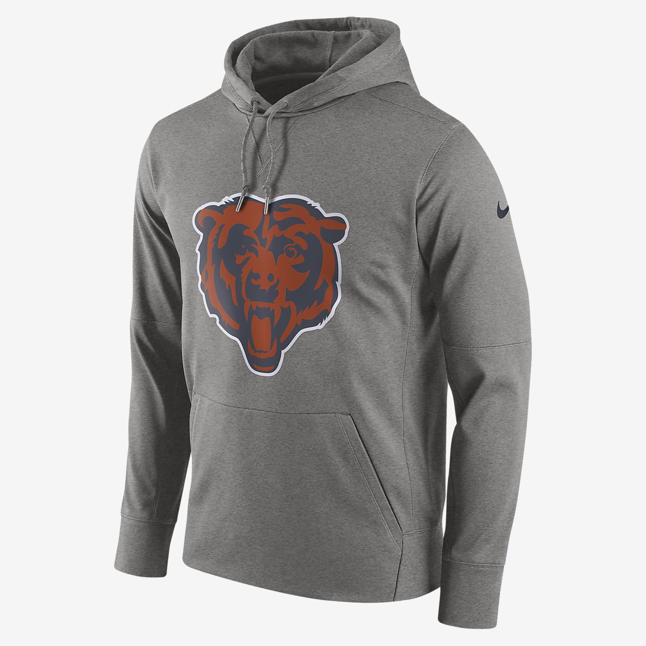 Pánská mikina s kapucí Nike Circuit Logo Essential (NFL Bears)