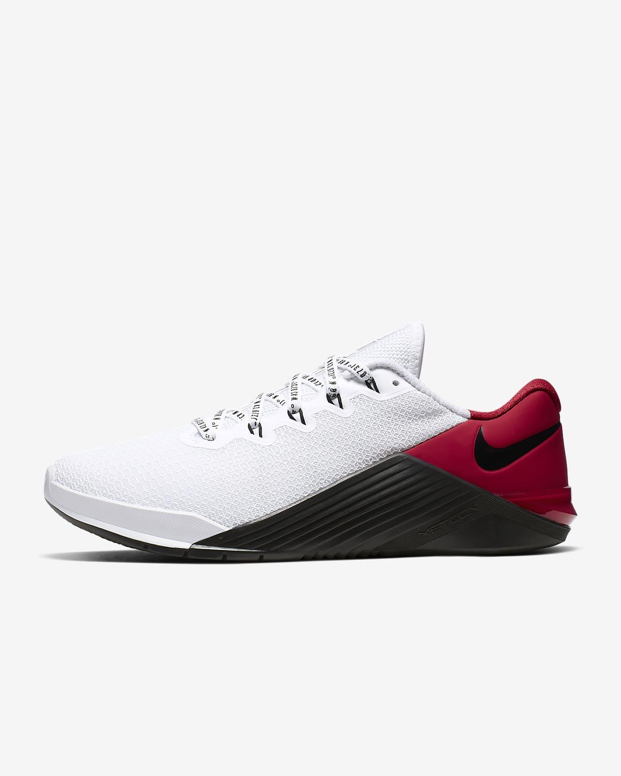 Nike Metcon 5 +男/女训练鞋